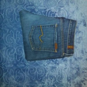 All man kind jeans